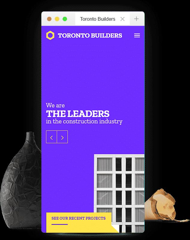 responsive mobile web design toronto