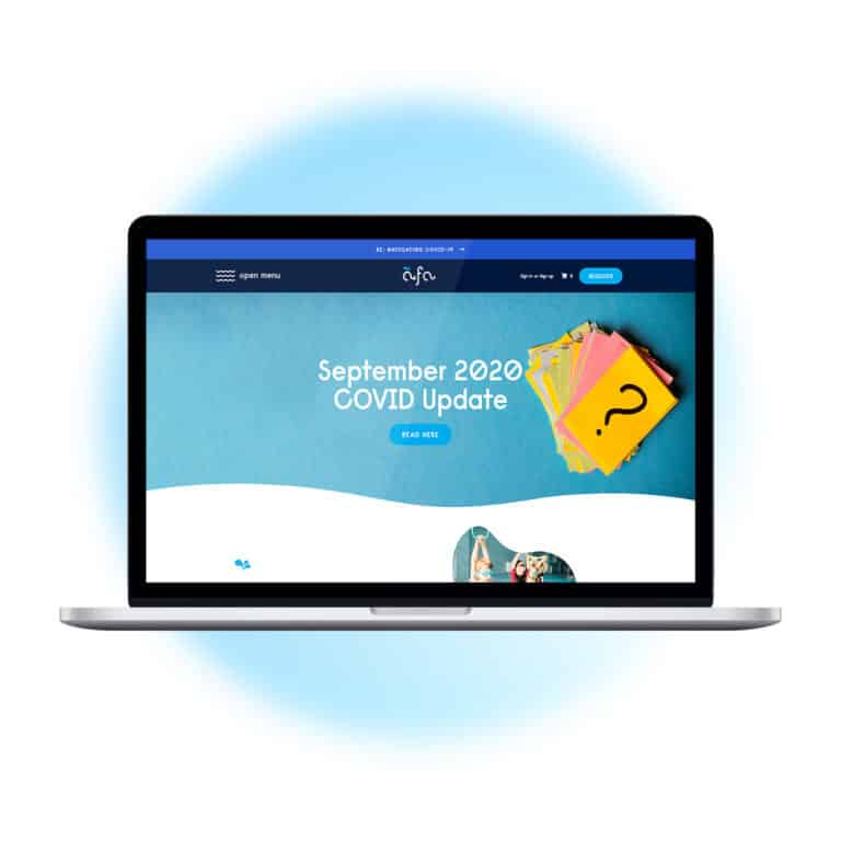 Web Design Brampton | Affordable Custom Website Design Brampton | Aquafun macbook