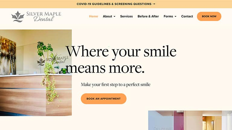 Latest Work | Dentist Website Design | Website Design | Website Development | SEO | Web Design Company | Web Design Agency | Web Designers | Web Developers